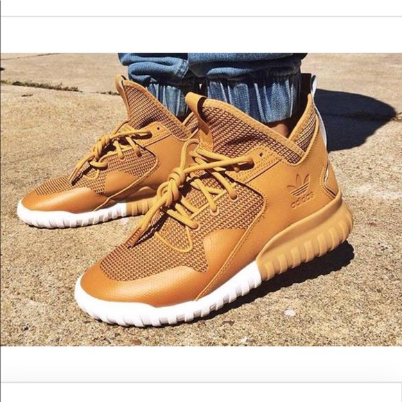 quality design 72344 48c82 adidas Other - ADIDAS TUBULAR X WHEAT SHOES